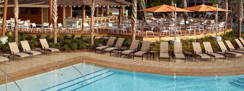 OMNI pool & terrace