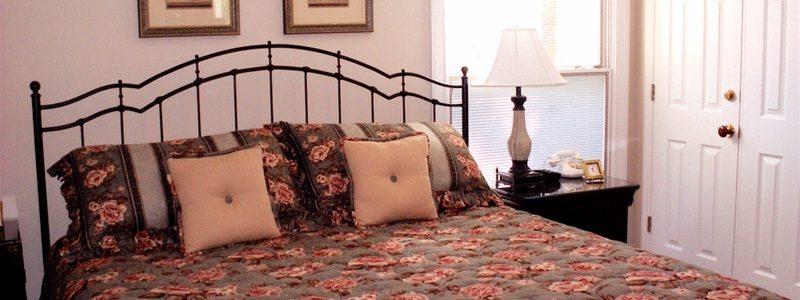 Sea Pines bedroom