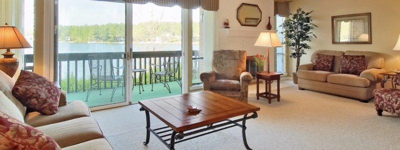 Pinehurst Villa Lounge