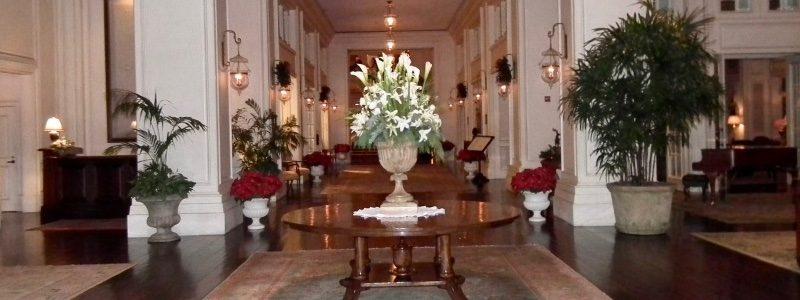 The Sanctuary lobby