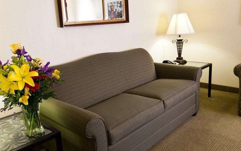 Suite lounge