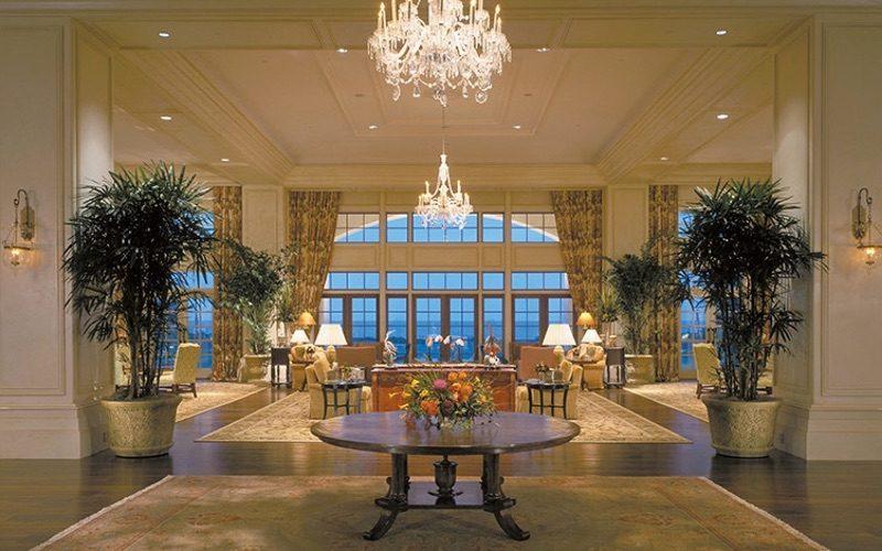 Sanctuary Lobby