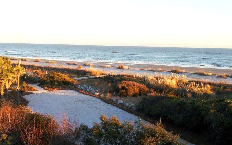 Wild Dunes Beach