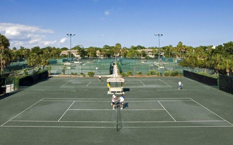 Comprehensive Tennis Facilities