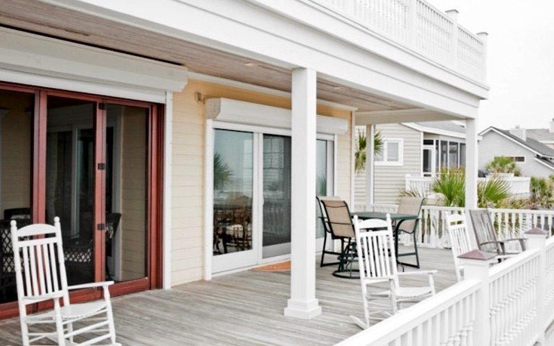 Private Home Terrace