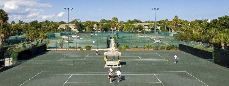 Wild Dunes tennis