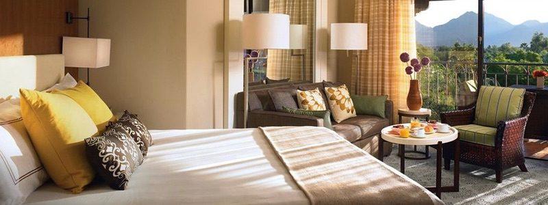 Fairmont accommodation