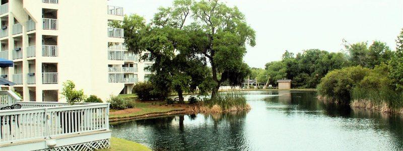 Litchfield Resort lake view