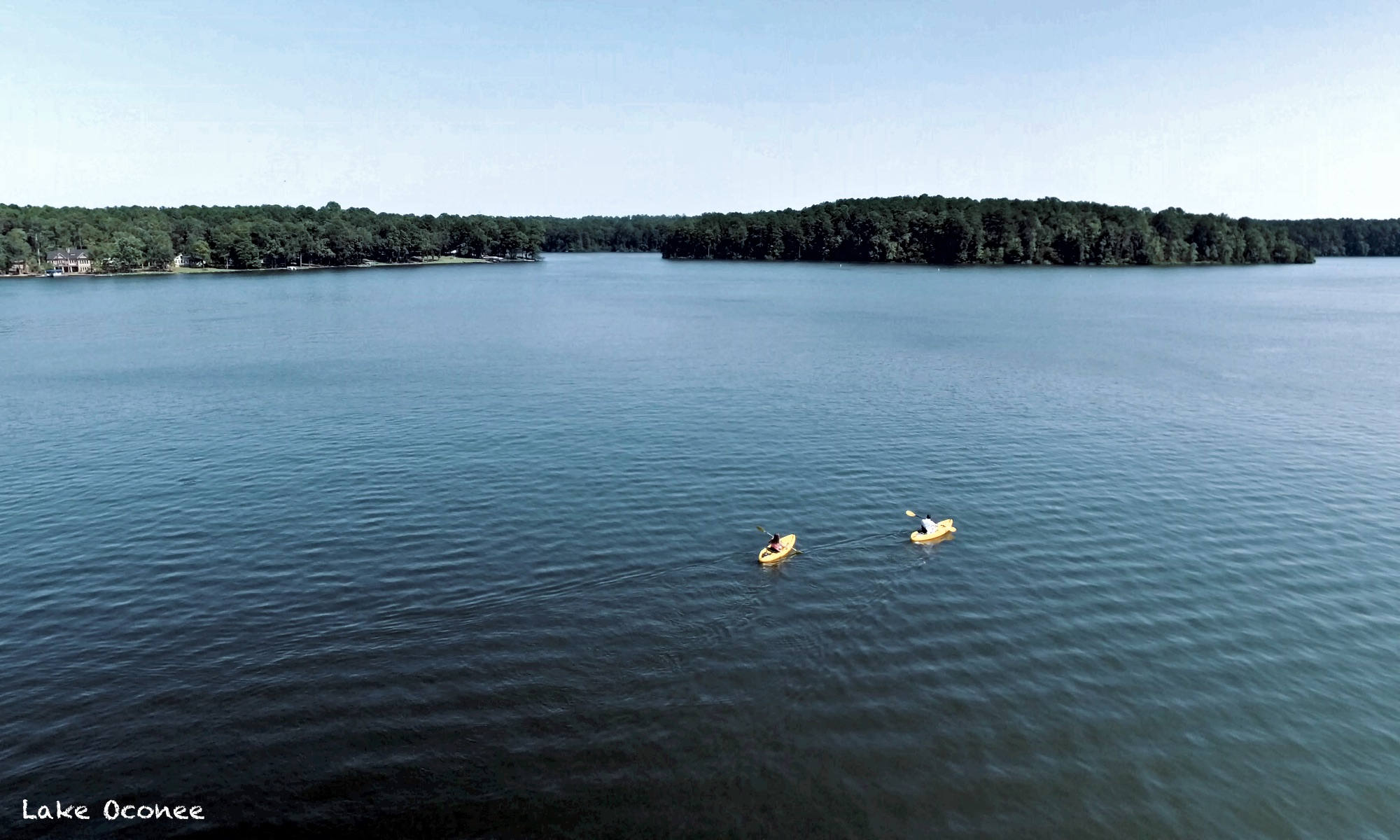 Lake Oconee Attractions