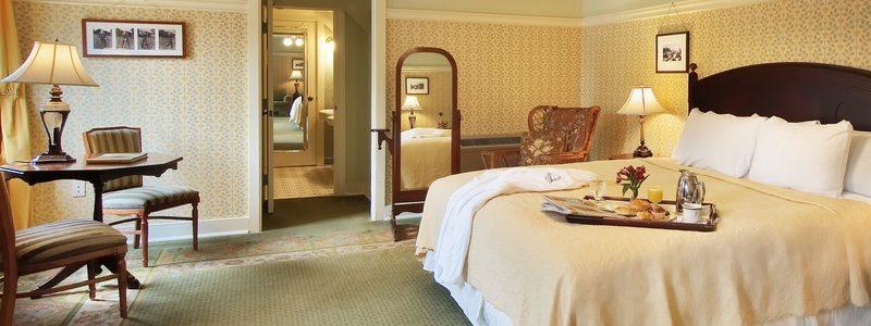 Holly Inn Guest room