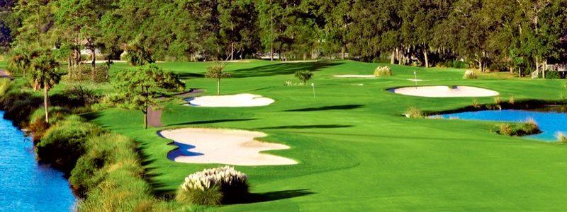 Hilton Head golf breaks