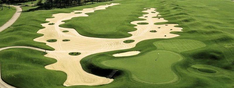 Myrtle Beach golf breaks