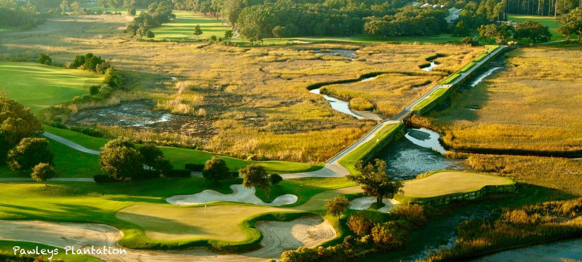 Litchfield Beach  Golf Resort Fourball golf break
