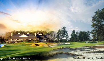 Pinehurst Resort and Myrtle Beach