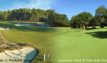 Pinehurst Resort and Pawleys Island