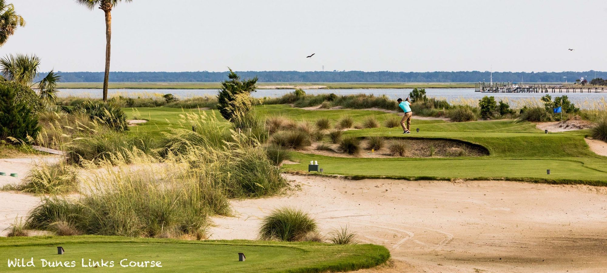 Wild Dunes Links Course