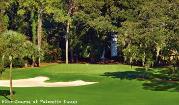 Hills Course at Palmetto Dunes