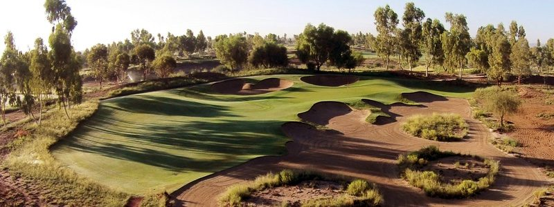 Southern Dunes green