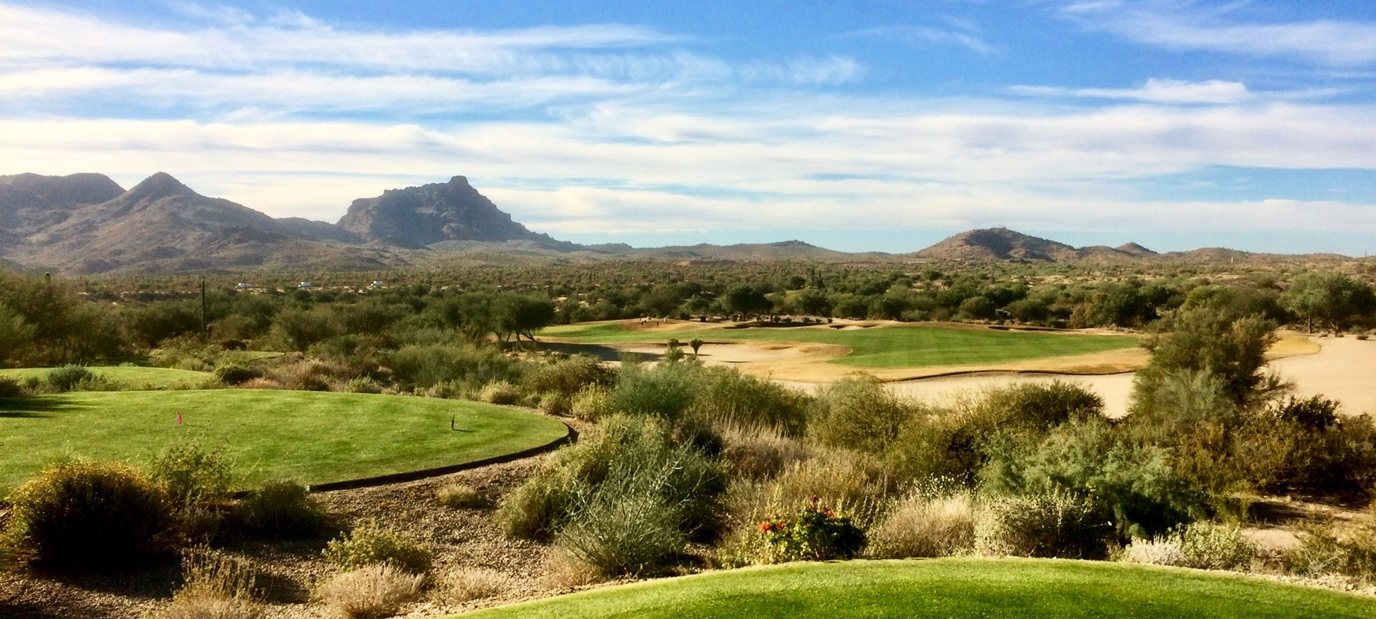 WeKoPa Cholla Course review